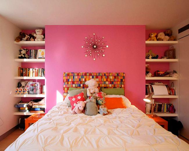 Красивая комната для девочки подростка своими руками 10