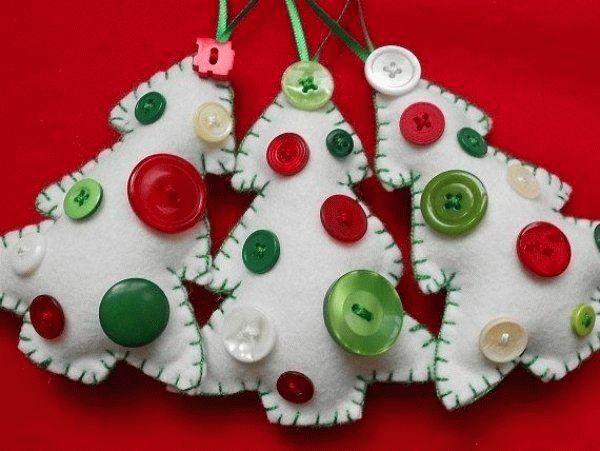 Картинки по запросу новогодние украшения для детского сада