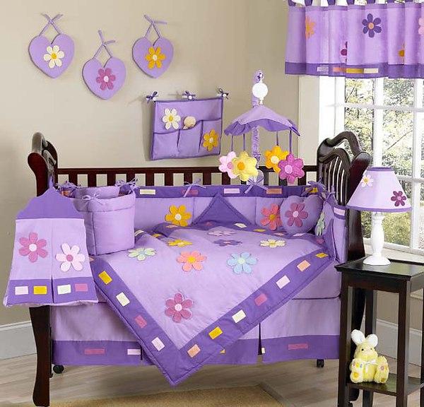 Шторка для детской кроватки своими руками 15
