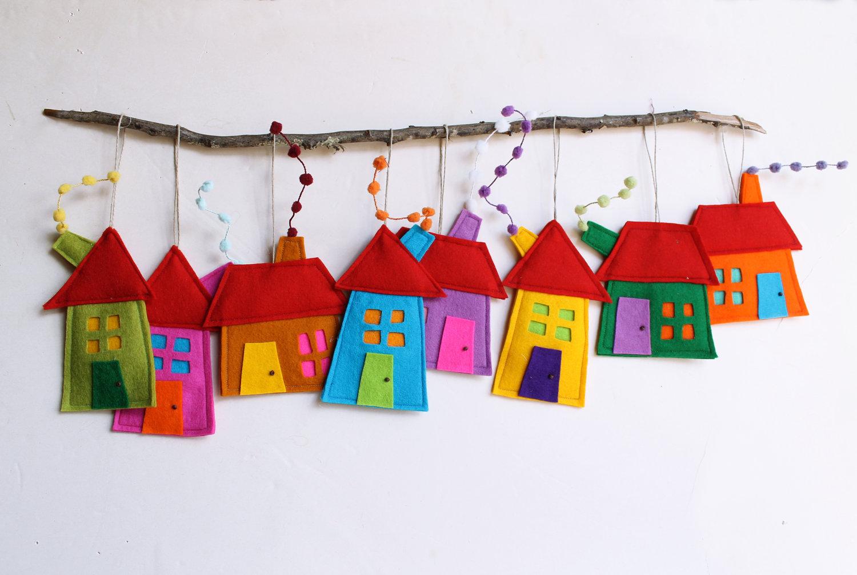Декор своими руками в детском саду