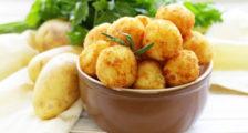 постные котлеты из картошки